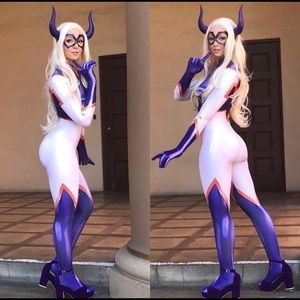 Pants - Mt lady Cosplay Suit
